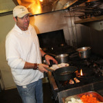 Chef Grady Spears to host cooking demo at 12 noon on Saturday, November 9th