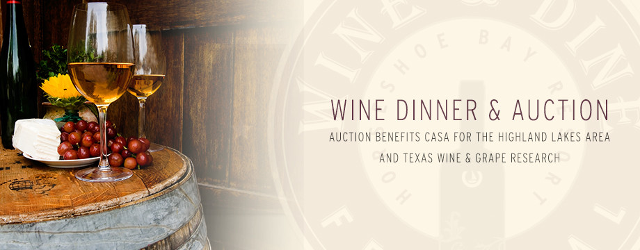 Friday Wine Dinner